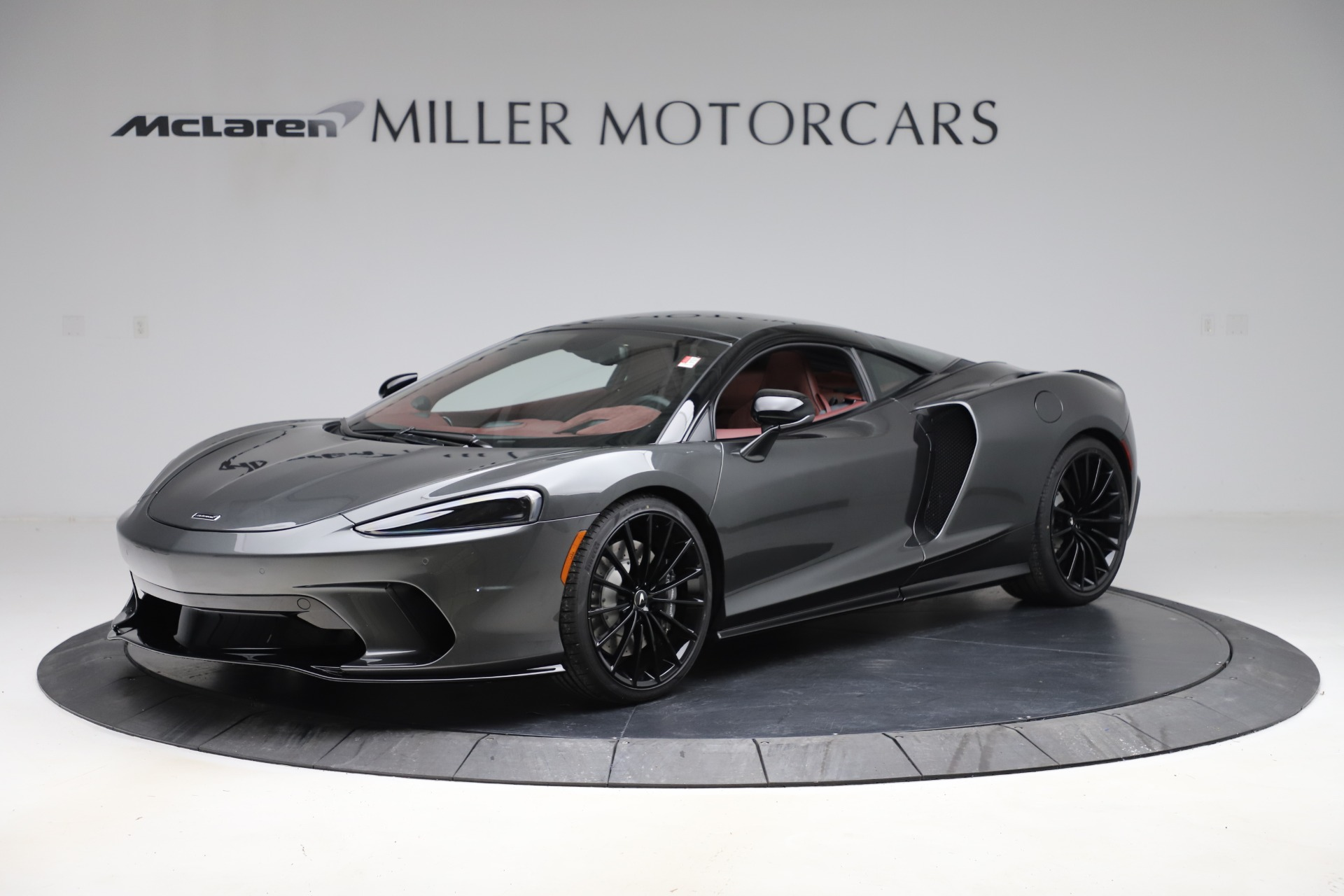 New 2020 McLaren GT Coupe for sale $247,275 at Pagani of Greenwich in Greenwich CT 06830 1