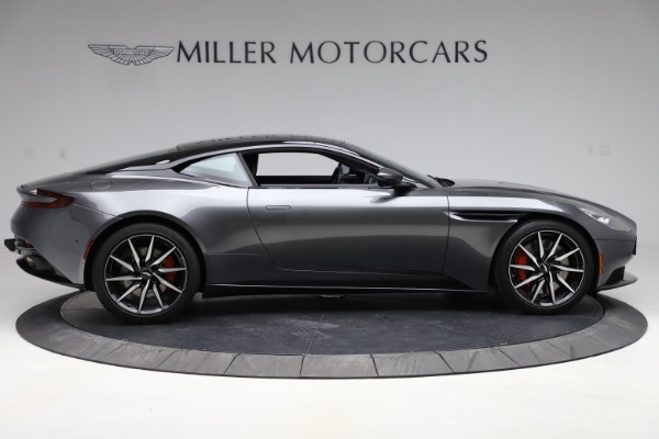 Used 2017 Aston Martin DB11 V12 for sale Sold at Pagani of Greenwich in Greenwich CT 06830 10