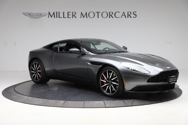 Used 2017 Aston Martin DB11 V12 for sale Sold at Pagani of Greenwich in Greenwich CT 06830 12