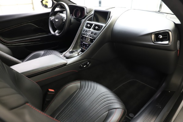Used 2017 Aston Martin DB11 V12 for sale Sold at Pagani of Greenwich in Greenwich CT 06830 17
