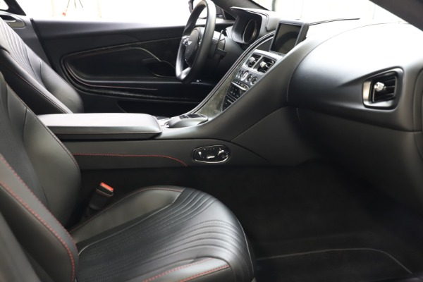 Used 2017 Aston Martin DB11 V12 for sale Sold at Pagani of Greenwich in Greenwich CT 06830 18