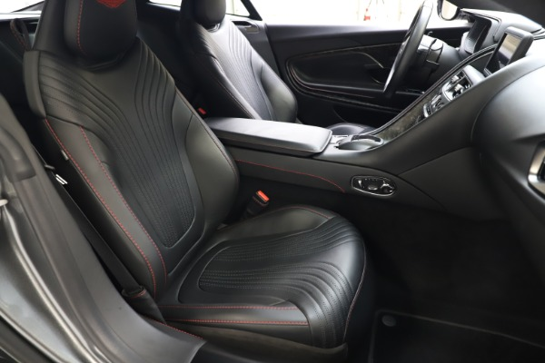 Used 2017 Aston Martin DB11 V12 for sale Sold at Pagani of Greenwich in Greenwich CT 06830 19