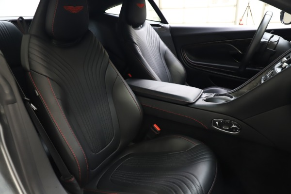 Used 2017 Aston Martin DB11 V12 for sale Sold at Pagani of Greenwich in Greenwich CT 06830 20