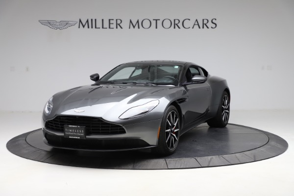 Used 2017 Aston Martin DB11 V12 for sale Sold at Pagani of Greenwich in Greenwich CT 06830 3