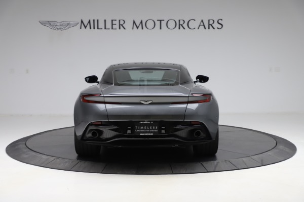 Used 2017 Aston Martin DB11 V12 for sale Sold at Pagani of Greenwich in Greenwich CT 06830 7