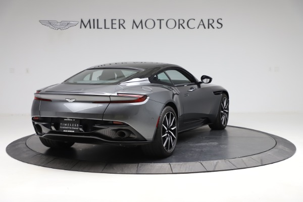 Used 2017 Aston Martin DB11 V12 for sale Sold at Pagani of Greenwich in Greenwich CT 06830 8