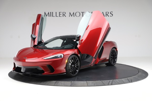 New 2020 McLaren GT Coupe for sale $249,275 at Pagani of Greenwich in Greenwich CT 06830 10