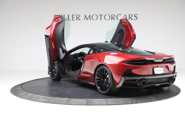 New 2020 McLaren GT Coupe for sale $249,275 at Pagani of Greenwich in Greenwich CT 06830 11