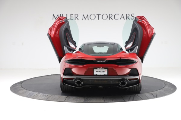 New 2020 McLaren GT Coupe for sale $249,275 at Pagani of Greenwich in Greenwich CT 06830 12