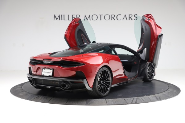 New 2020 McLaren GT Pioneer for sale $249,275 at Pagani of Greenwich in Greenwich CT 06830 13