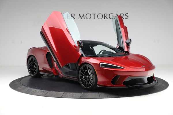 New 2020 McLaren GT Coupe for sale $249,275 at Pagani of Greenwich in Greenwich CT 06830 14