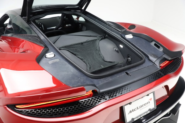 New 2020 McLaren GT Coupe for sale $249,275 at Pagani of Greenwich in Greenwich CT 06830 16