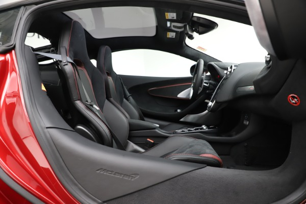 New 2020 McLaren GT Coupe for sale $249,275 at Pagani of Greenwich in Greenwich CT 06830 18