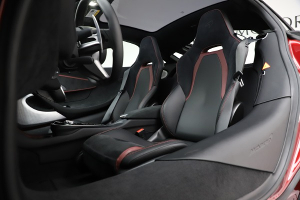 New 2020 McLaren GT Coupe for sale $249,275 at Pagani of Greenwich in Greenwich CT 06830 19