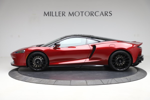 New 2020 McLaren GT Coupe for sale $249,275 at Pagani of Greenwich in Greenwich CT 06830 2