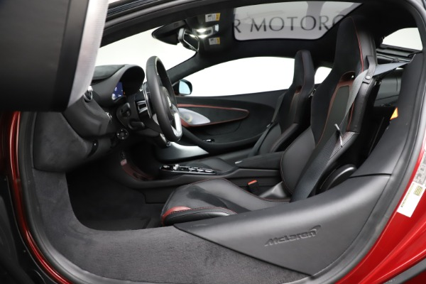 New 2020 McLaren GT Coupe for sale $249,275 at Pagani of Greenwich in Greenwich CT 06830 20