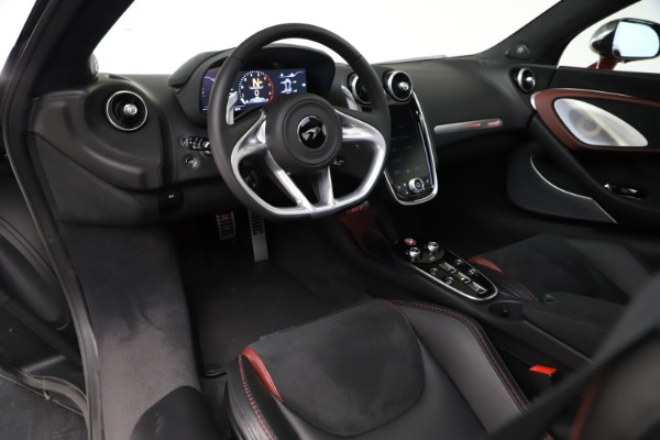 New 2020 McLaren GT Coupe for sale $249,275 at Pagani of Greenwich in Greenwich CT 06830 21