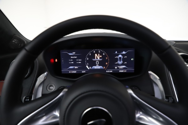 New 2020 McLaren GT Coupe for sale $249,275 at Pagani of Greenwich in Greenwich CT 06830 22