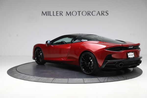 New 2020 McLaren GT Coupe for sale $249,275 at Pagani of Greenwich in Greenwich CT 06830 3