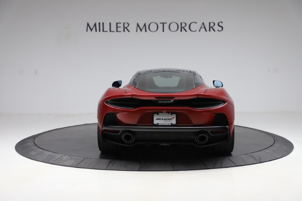 New 2020 McLaren GT Coupe for sale $249,275 at Pagani of Greenwich in Greenwich CT 06830 4