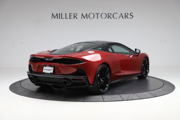 New 2020 McLaren GT Coupe for sale $249,275 at Pagani of Greenwich in Greenwich CT 06830 5