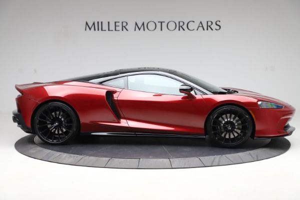 New 2020 McLaren GT Coupe for sale $249,275 at Pagani of Greenwich in Greenwich CT 06830 6