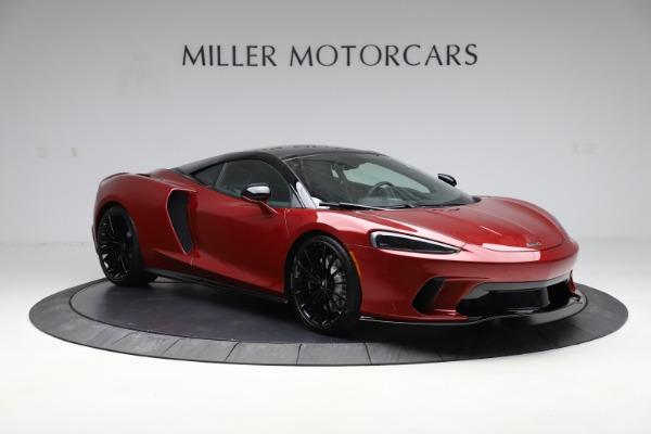 New 2020 McLaren GT Coupe for sale $249,275 at Pagani of Greenwich in Greenwich CT 06830 7