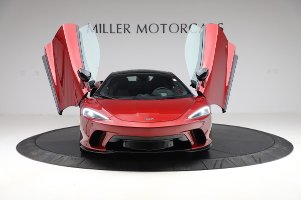 New 2020 McLaren GT Coupe for sale $249,275 at Pagani of Greenwich in Greenwich CT 06830 9