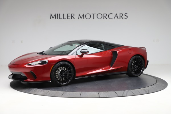New 2020 McLaren GT Coupe for sale $249,275 at Pagani of Greenwich in Greenwich CT 06830 1
