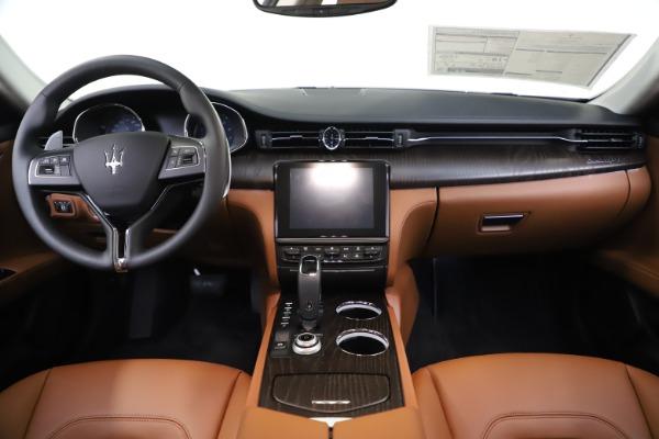 New 2019 Maserati Quattroporte S Q4 for sale $121,065 at Pagani of Greenwich in Greenwich CT 06830 16