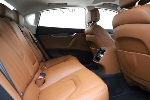 New 2019 Maserati Quattroporte S Q4 for sale $121,065 at Pagani of Greenwich in Greenwich CT 06830 27