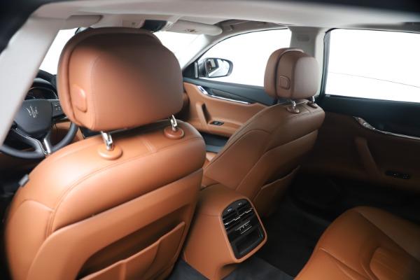New 2019 Maserati Quattroporte S Q4 for sale $121,065 at Pagani of Greenwich in Greenwich CT 06830 19