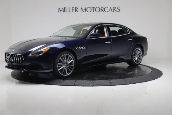 New 2019 Maserati Quattroporte S Q4 for sale $121,065 at Pagani of Greenwich in Greenwich CT 06830 2