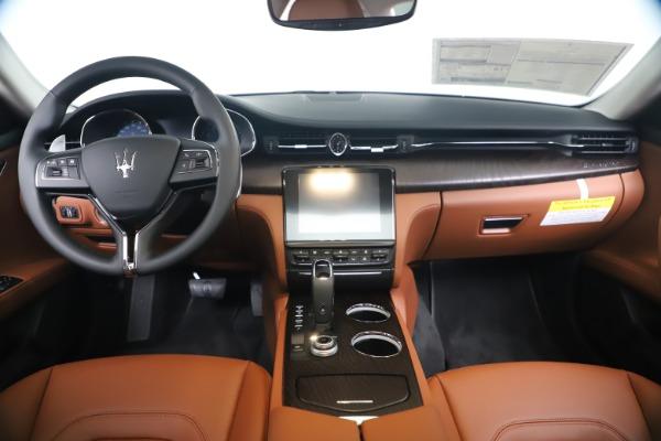 New 2019 Maserati Quattroporte S Q4 for sale $121,065 at Pagani of Greenwich in Greenwich CT 06830 21