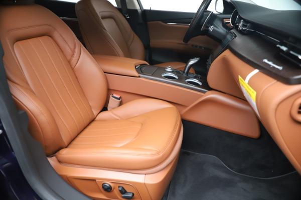 New 2019 Maserati Quattroporte S Q4 for sale $121,065 at Pagani of Greenwich in Greenwich CT 06830 24