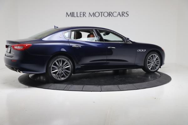 New 2019 Maserati Quattroporte S Q4 for sale $121,065 at Pagani of Greenwich in Greenwich CT 06830 8
