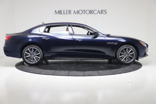 New 2019 Maserati Quattroporte S Q4 for sale $121,065 at Pagani of Greenwich in Greenwich CT 06830 9