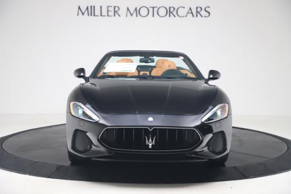 New 2019 Maserati GranTurismo Sport Convertible for sale $161,970 at Pagani of Greenwich in Greenwich CT 06830 12