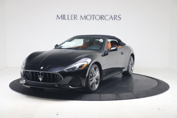 New 2019 Maserati GranTurismo Sport Convertible for sale $161,970 at Pagani of Greenwich in Greenwich CT 06830 13