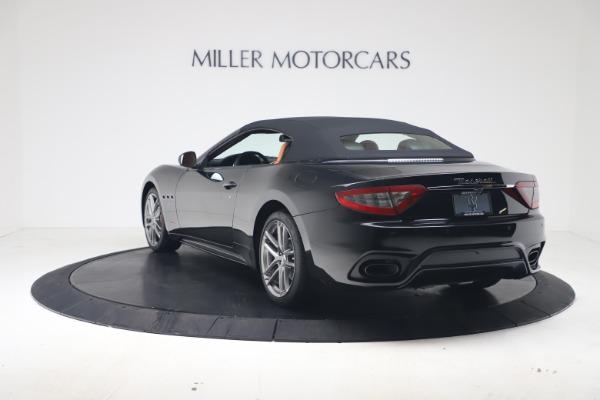 New 2019 Maserati GranTurismo Sport Convertible for sale $161,970 at Pagani of Greenwich in Greenwich CT 06830 15