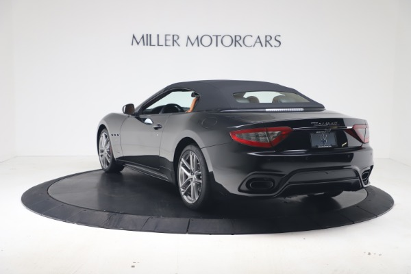 New 2019 Maserati GranTurismo Sport Convertible for sale Sold at Pagani of Greenwich in Greenwich CT 06830 15