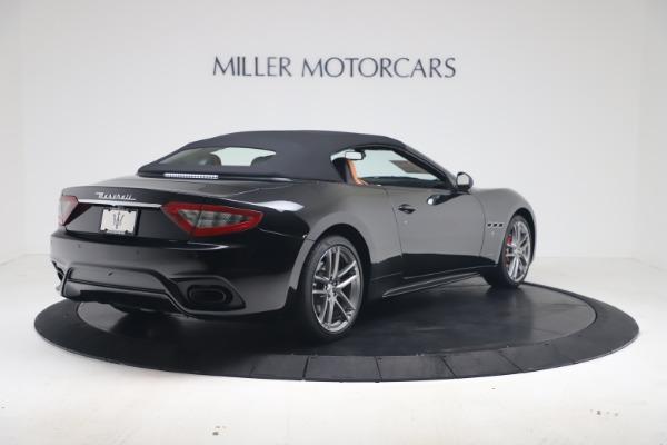 New 2019 Maserati GranTurismo Sport Convertible for sale $161,970 at Pagani of Greenwich in Greenwich CT 06830 16