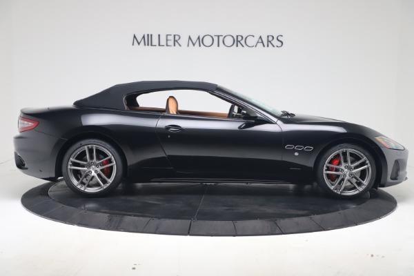 New 2019 Maserati GranTurismo Sport Convertible for sale $161,970 at Pagani of Greenwich in Greenwich CT 06830 17