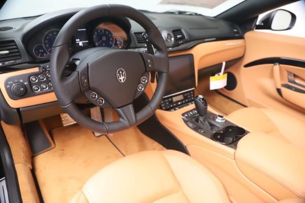New 2019 Maserati GranTurismo Sport Convertible for sale $161,970 at Pagani of Greenwich in Greenwich CT 06830 19