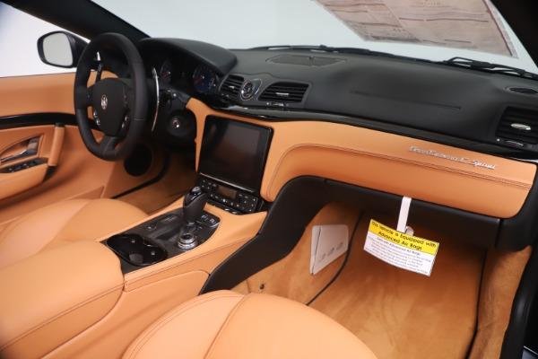 New 2019 Maserati GranTurismo Sport Convertible for sale $161,970 at Pagani of Greenwich in Greenwich CT 06830 26