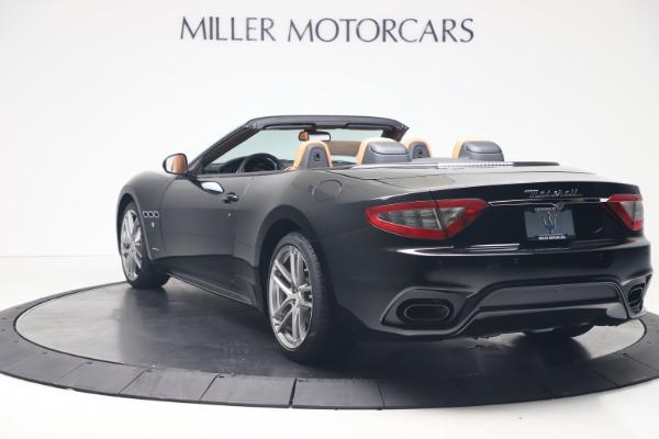 New 2019 Maserati GranTurismo Sport Convertible for sale $161,970 at Pagani of Greenwich in Greenwich CT 06830 5