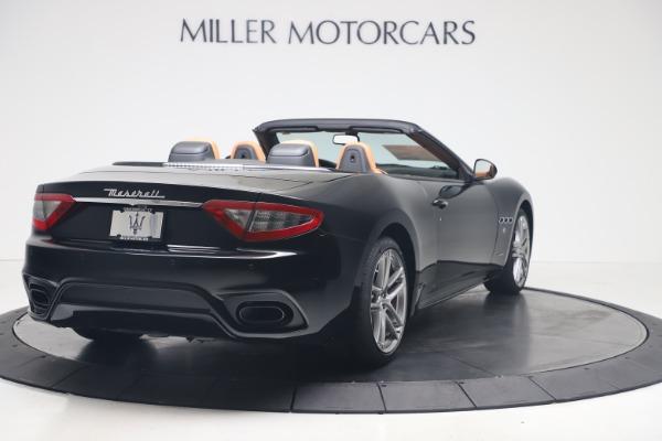 New 2019 Maserati GranTurismo Sport Convertible for sale $161,970 at Pagani of Greenwich in Greenwich CT 06830 7