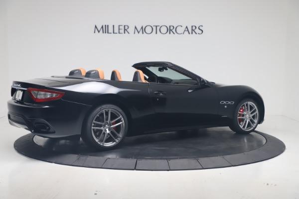 New 2019 Maserati GranTurismo Sport Convertible for sale $161,970 at Pagani of Greenwich in Greenwich CT 06830 8