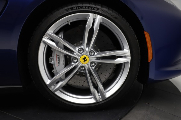 Used 2019 Ferrari GTC4Lusso for sale Sold at Pagani of Greenwich in Greenwich CT 06830 25