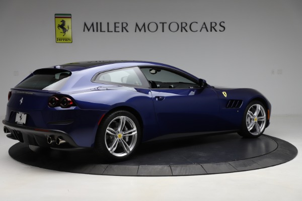 Used 2019 Ferrari GTC4Lusso for sale Sold at Pagani of Greenwich in Greenwich CT 06830 8